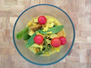 Versatile Yellow Curry