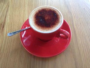Caffeine and coffee
