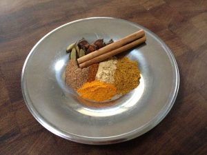 Spices reduce pain