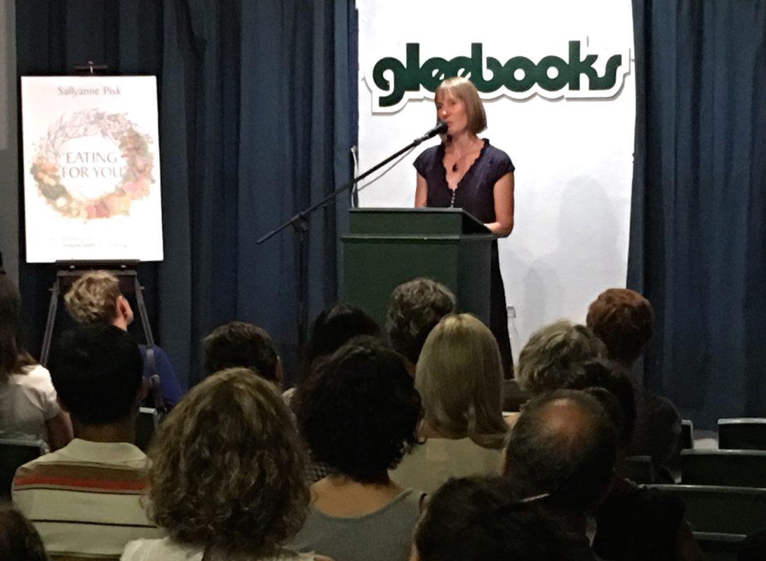 Sallyanne Pisk Gleebooks