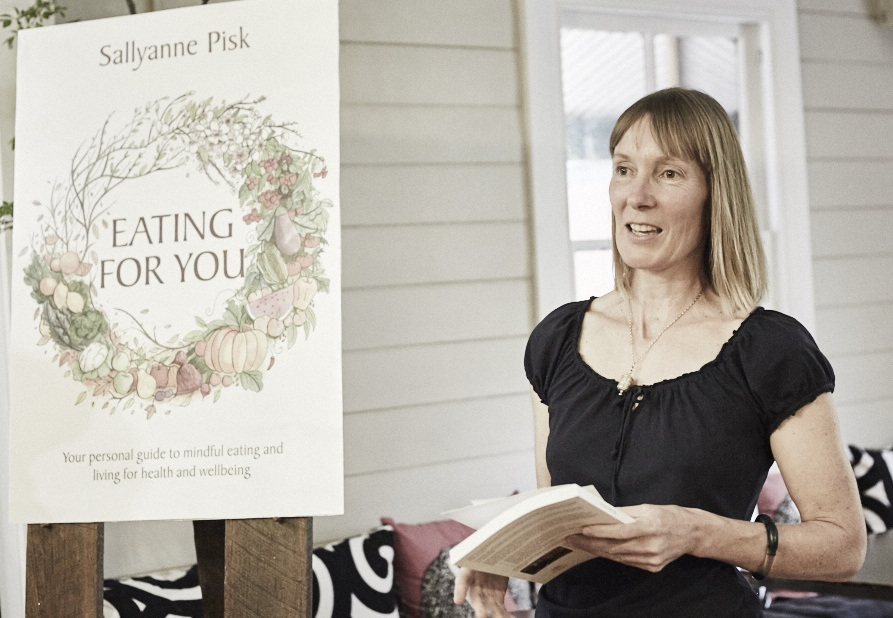 Sallyanne Pisk Nutritionist Author Speaker