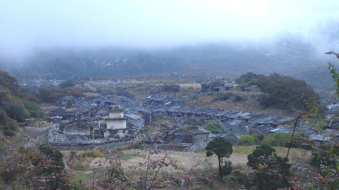 Samogoan village and surrounds