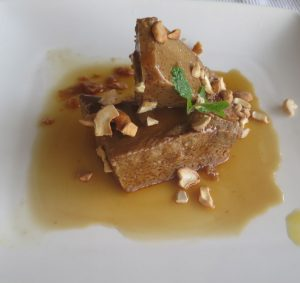 Watalappan is a famous Sri Lankan dessert