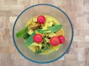 Versatile Yellow Curry
