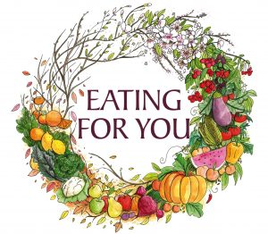 Eating For You Harvest Wreath
