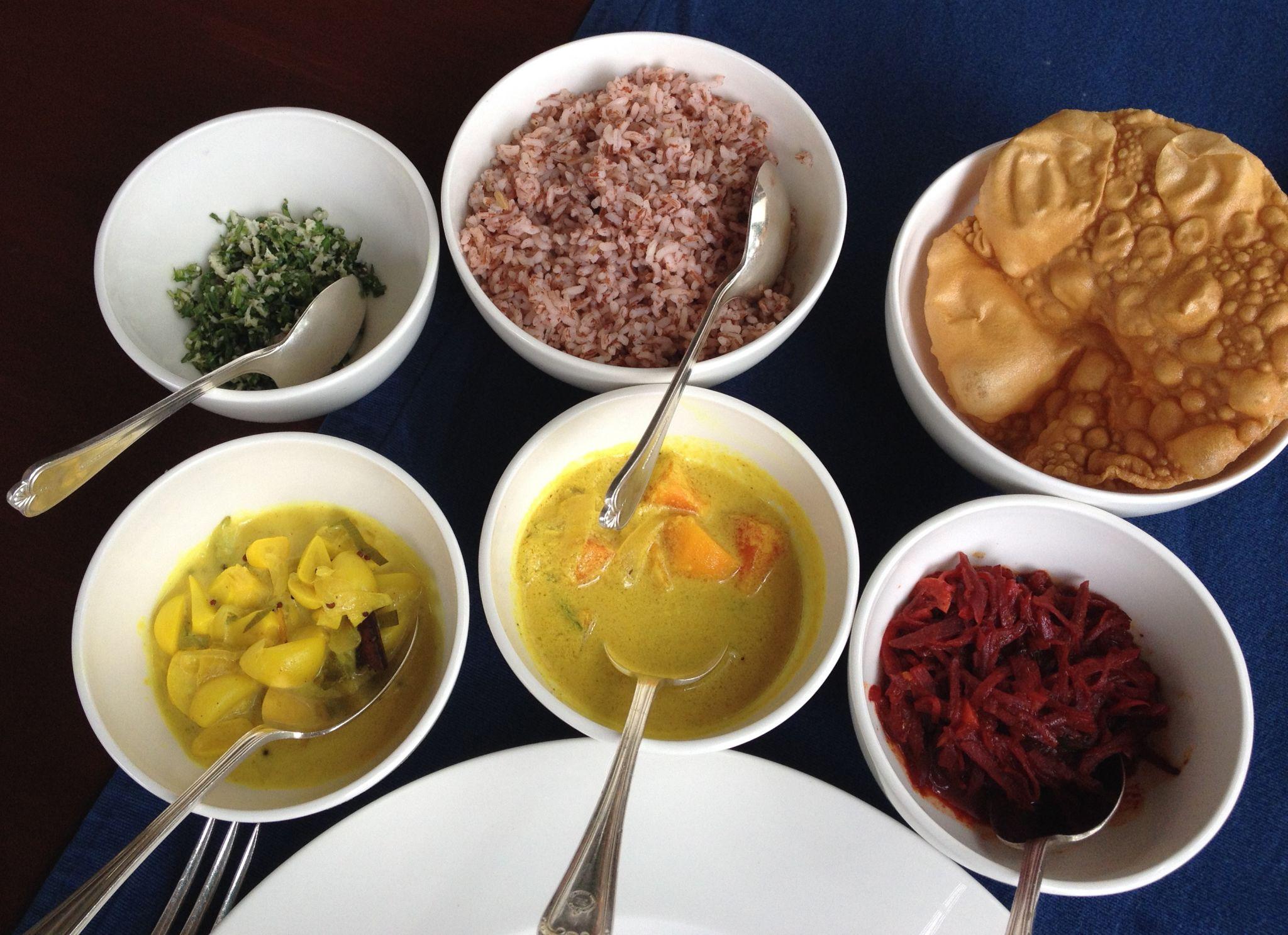 Ayurvedic Meal