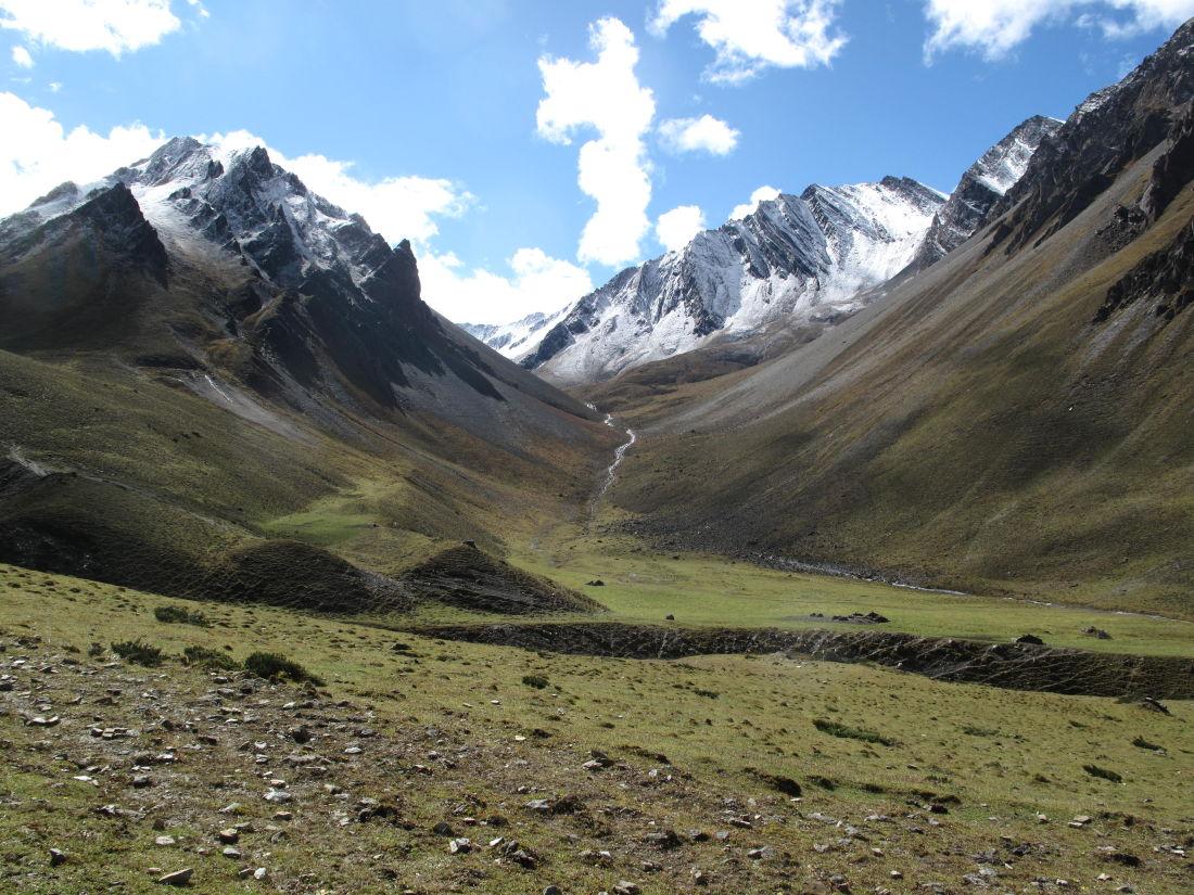 Upper Tsum valley Nepal