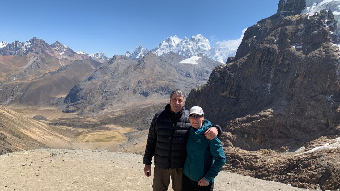 Cuyoc Pass Huayhuash Trek