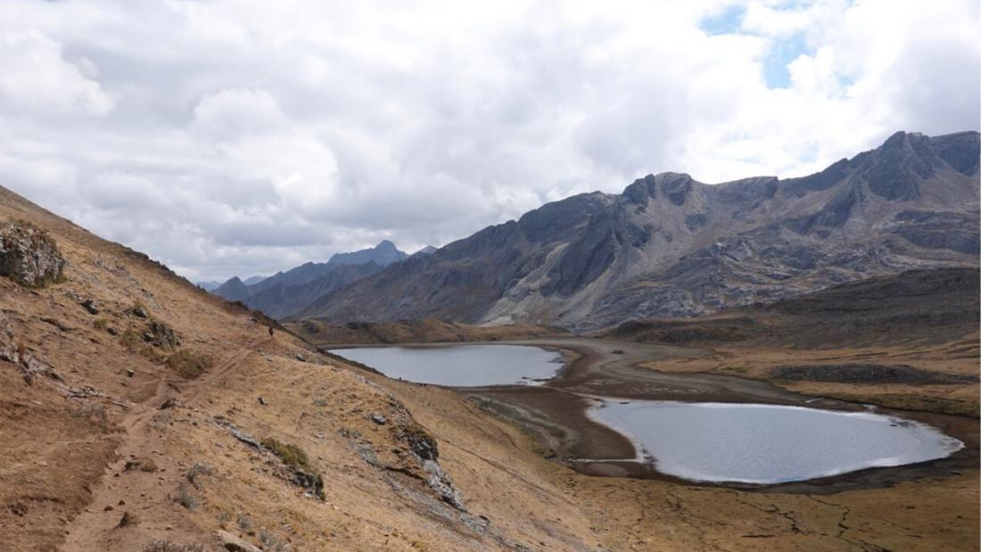 Lake Susucuocha Huayhuash Trek